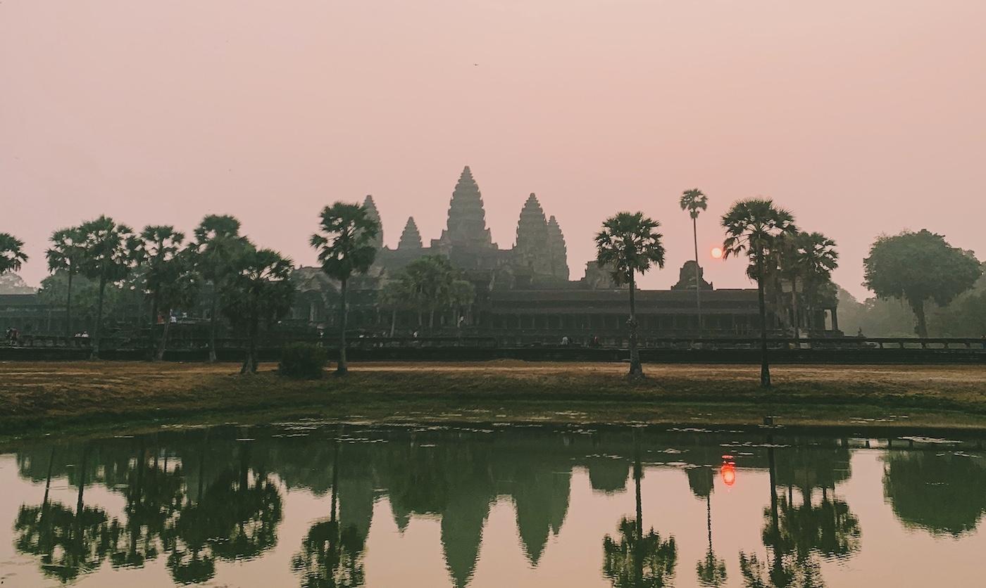 Siem Reap angkor wat bezoeken
