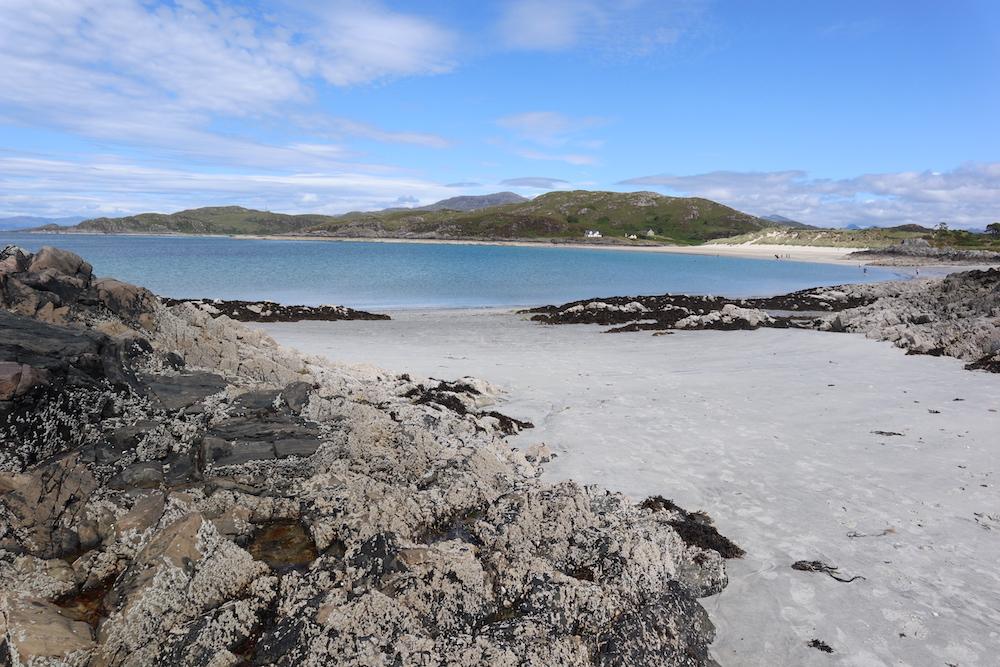 Silver Sands of Morar, Schotland