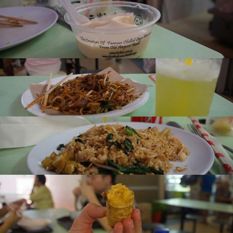 Singapore eten proeven withlocals