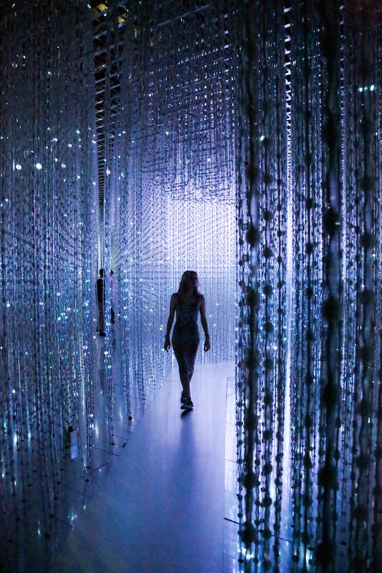Singapore museum future world instagram foto's