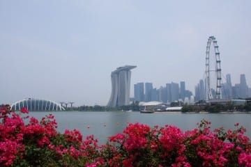 Singapore uitzicht withlocals fietsen