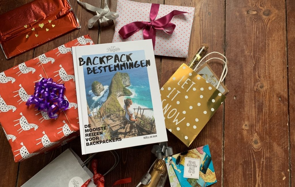 Kerst Kado Tip Geef Het Boek Backpack Bestemmingen