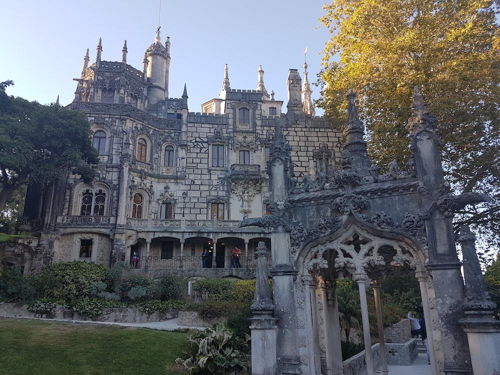 Sintra portugal Quinta da Regaleira