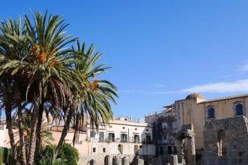 Siracuse italie sicilie