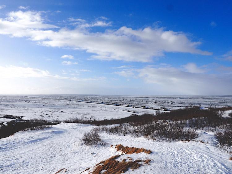 Skaftafell national park ijsland-2