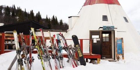 Ski are zweden skigebied