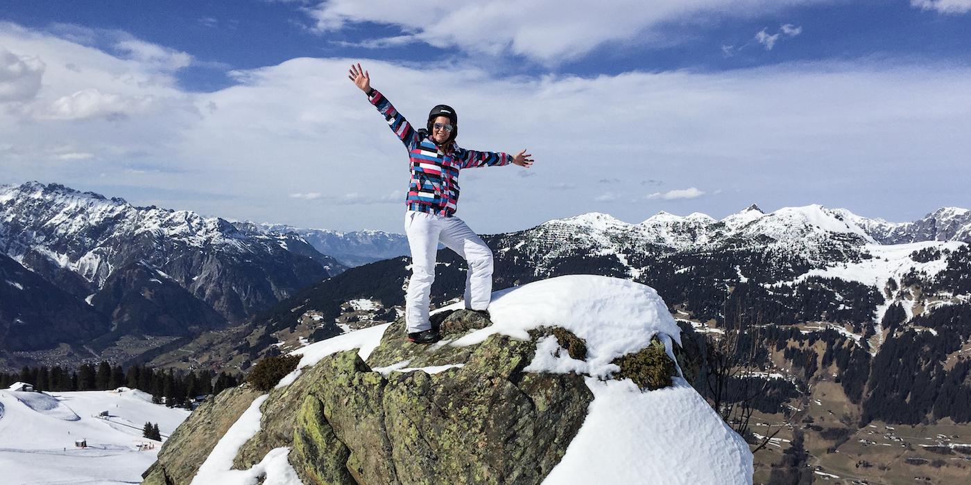 Skigebied Montafon oostenrijk wintersport skien