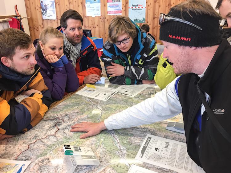 Skigebied Montafon plannen