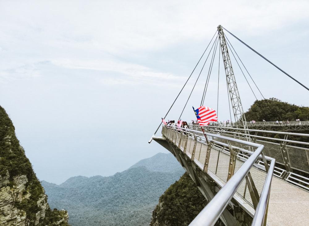 SkyBridge Langkawi, Maleisië