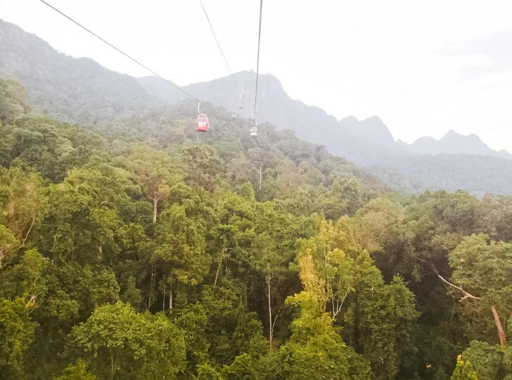 SkyCab Langkawi, Maleisië