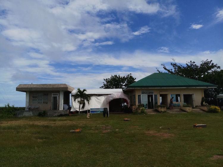 Skydive Cebu center kantoor op filipijnen