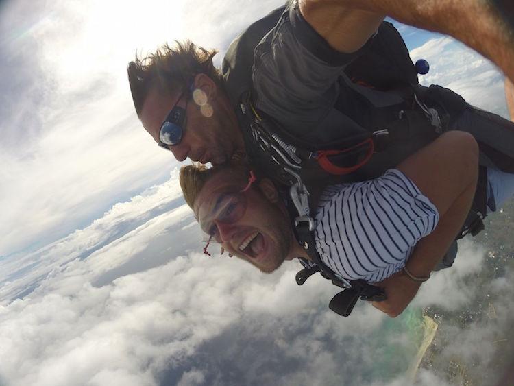 Skydive Cebu skydiven filipijnen tips