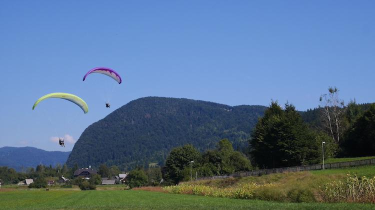 Skydiven slovenie outdoor