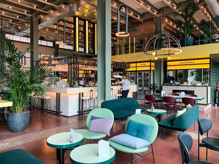 Slapen in Maastricht ontbijt student hotel-2