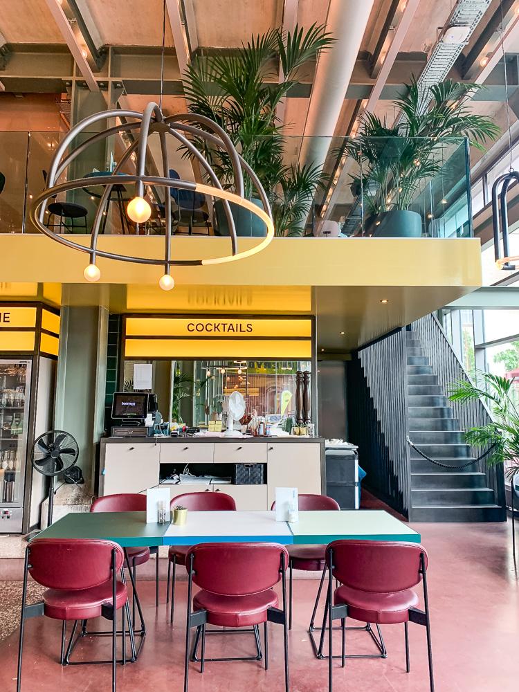 Slapen in Maastricht ontbijt student hotel