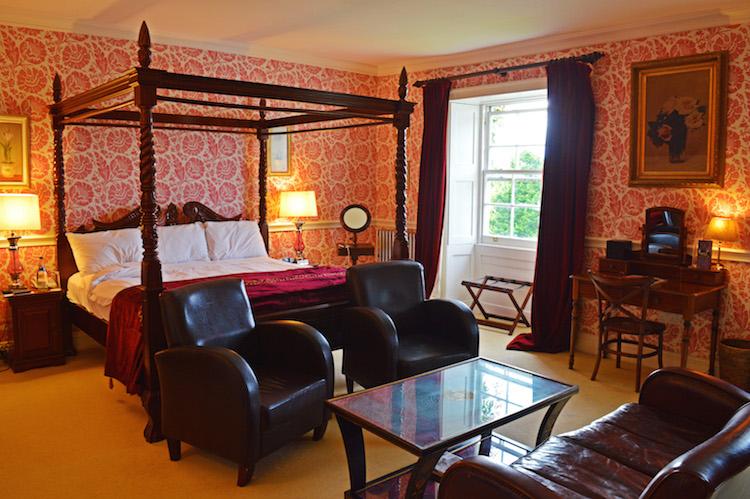Dormir dans un château d'Irlande de l'Est