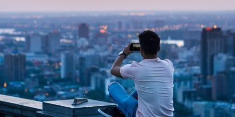 Smartphone fotografie reis fotograaf