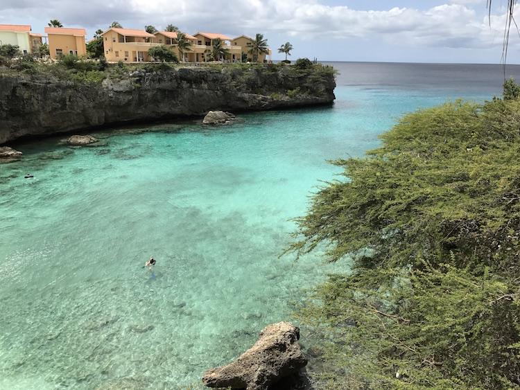 Snorkelen Curacao PLaya Lagun strand