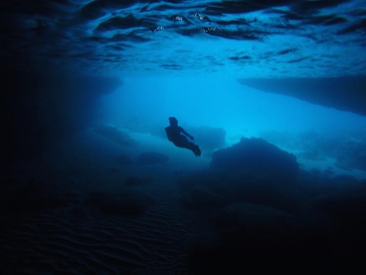 Snorkelen Curacao bij de blauwe kamer