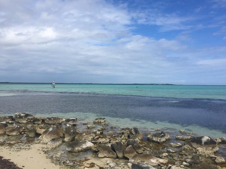Snorkelen op Bonaire snorkel guide Lac Bay