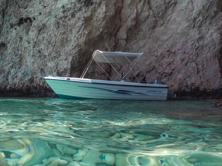 Snorkeltour op zakynthos