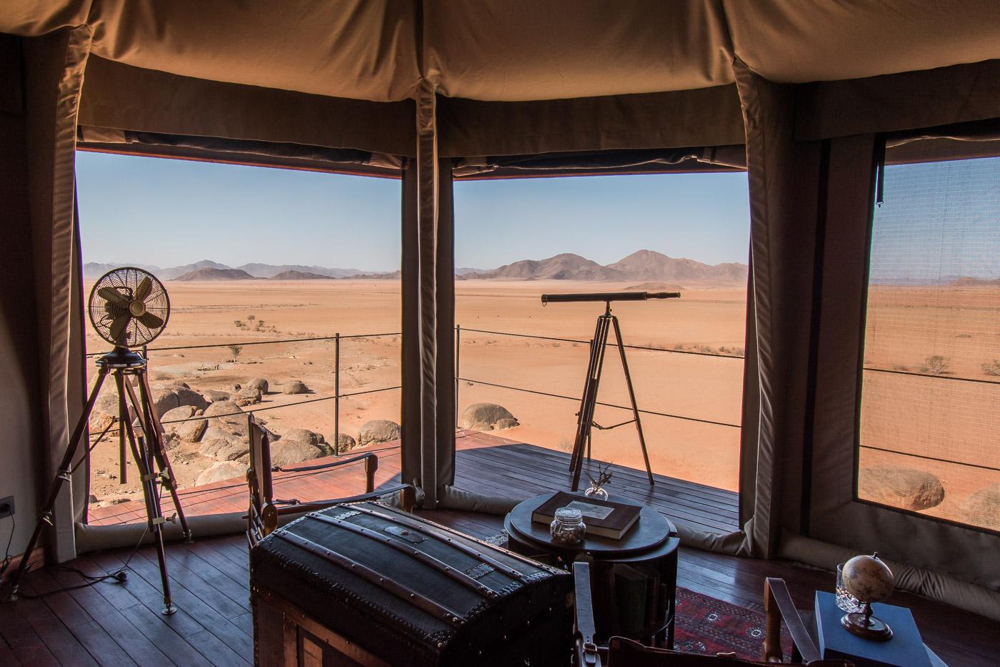 Sonop namibie tent