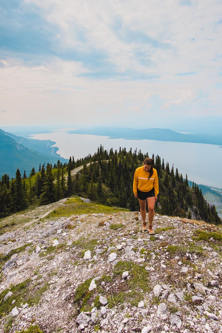 Southern Lakes Region yukon hiken