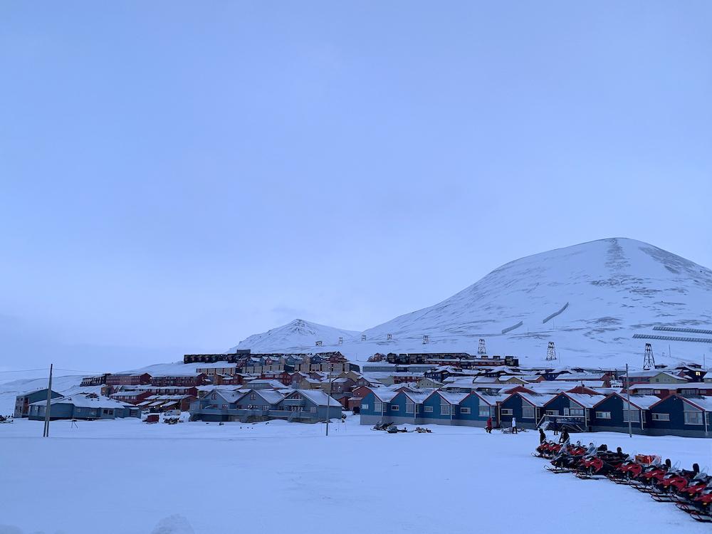 Spitsbergen centrum