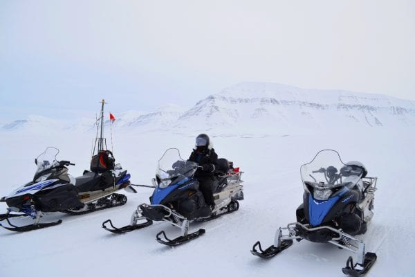 Spitsbergen reizen
