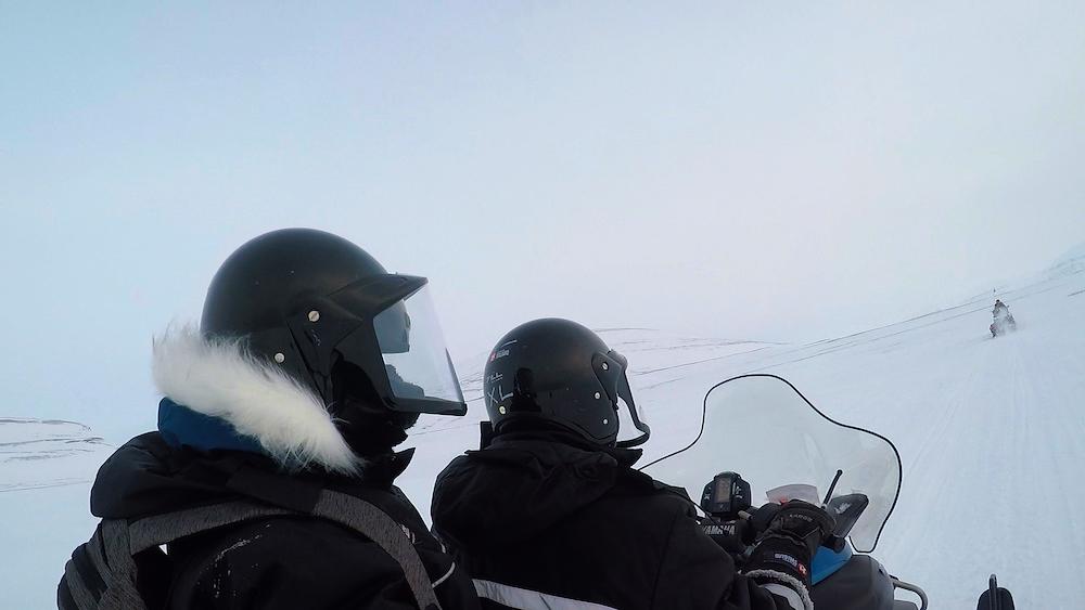 Spitsbergen reizen poolreis