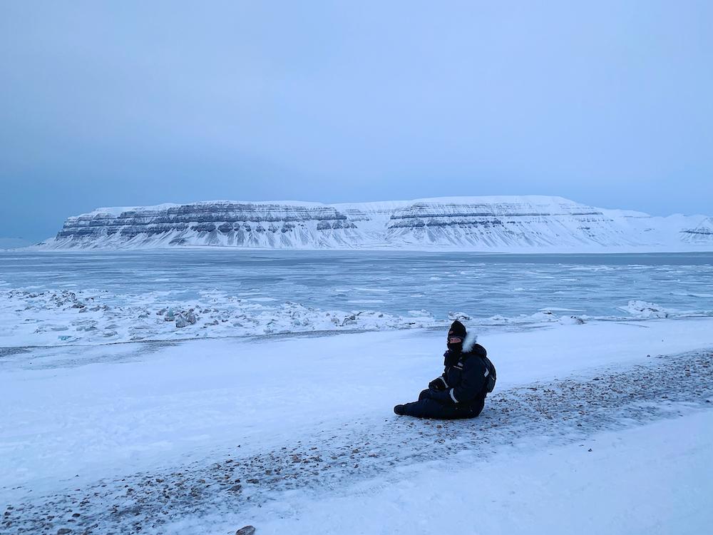 Spitsbergen tips