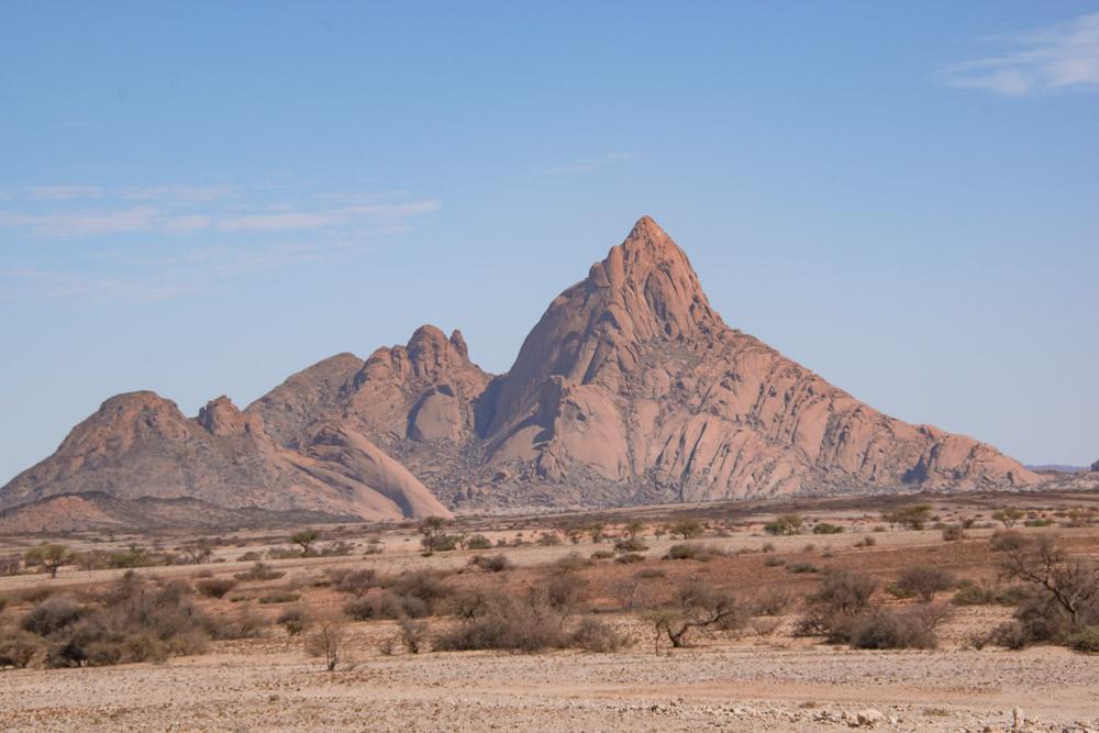 Spitzkoppe Rondreis Namibie Damarland namib-woestijn