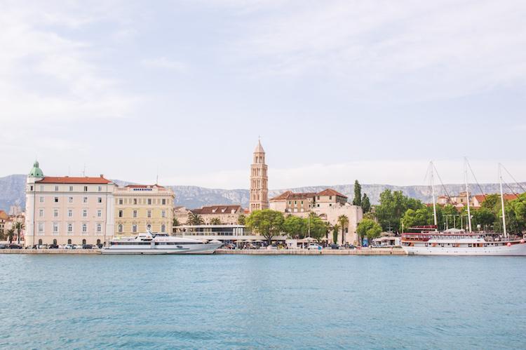 Split eilandhoppen kroatie