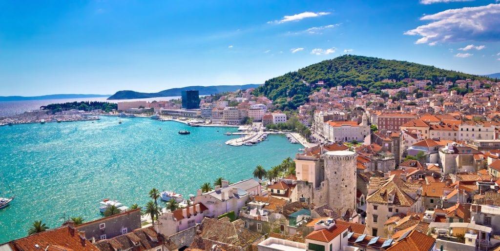 Split kroatie bucketlist