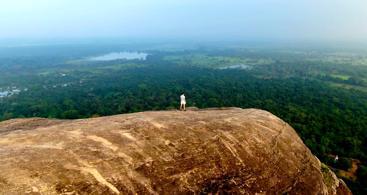 Sri Lanka 3 weken Pidurangala