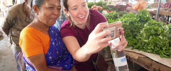 Sri Lanka off the beaten track Batticaloa markt