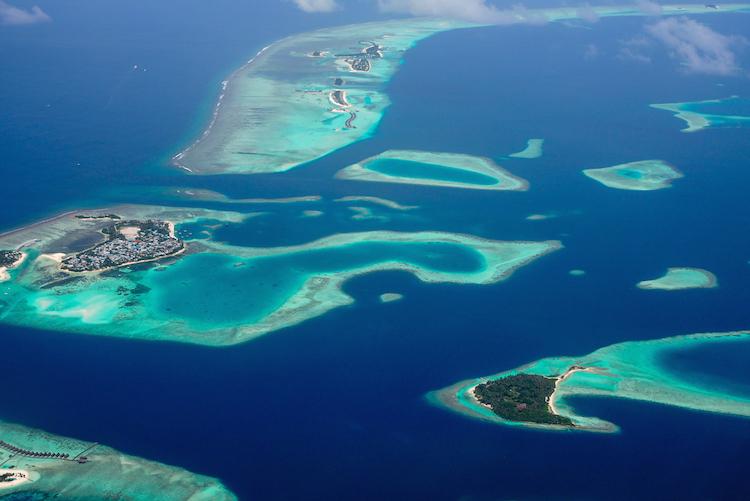 SriLanka Malediven