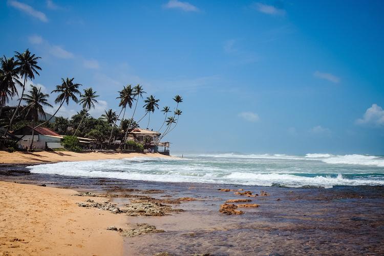 SriLanka strand