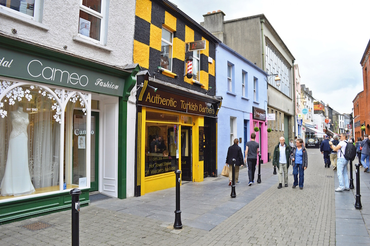 StKieranStreet Kilkenny Ierland