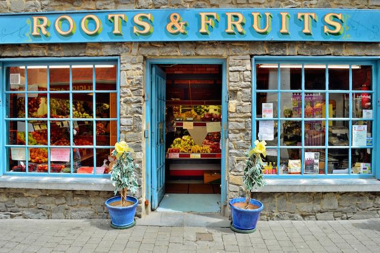 StKieranStreet in Kilkenny Ierland tips