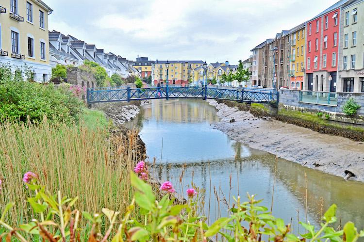 Villes d'Irlande de l'Est