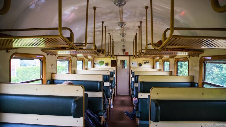 Stadskanaal oude wagon Bijzonder overnachten in Nederland