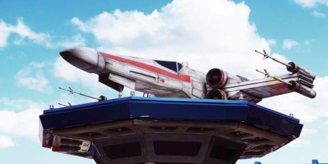 Star Wars in Disney Land Parijs