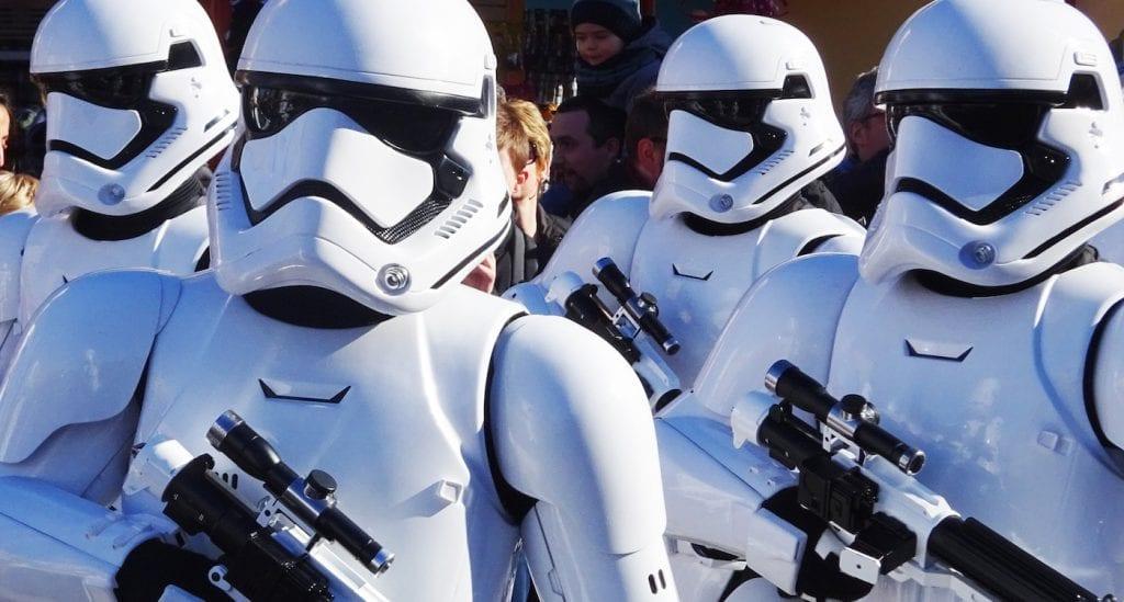 Star wars disneyland parijs