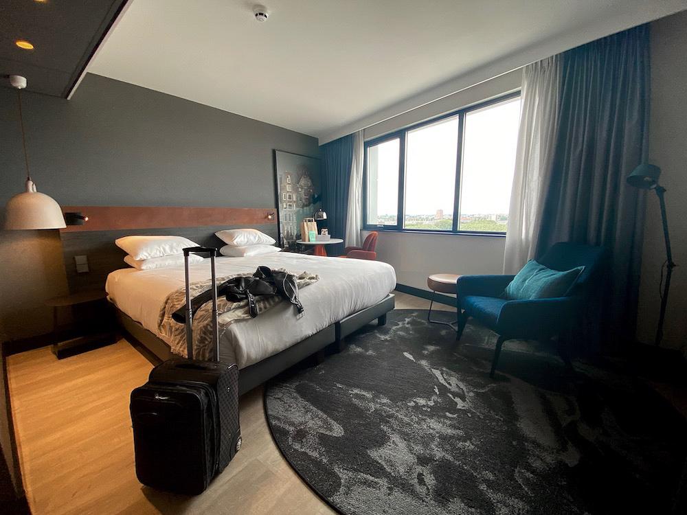 Staycation amsterdam mercure city hotel hotelkamer-3