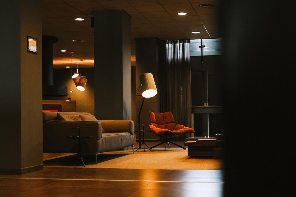 Staycation amsterdam mercure city hotellobby