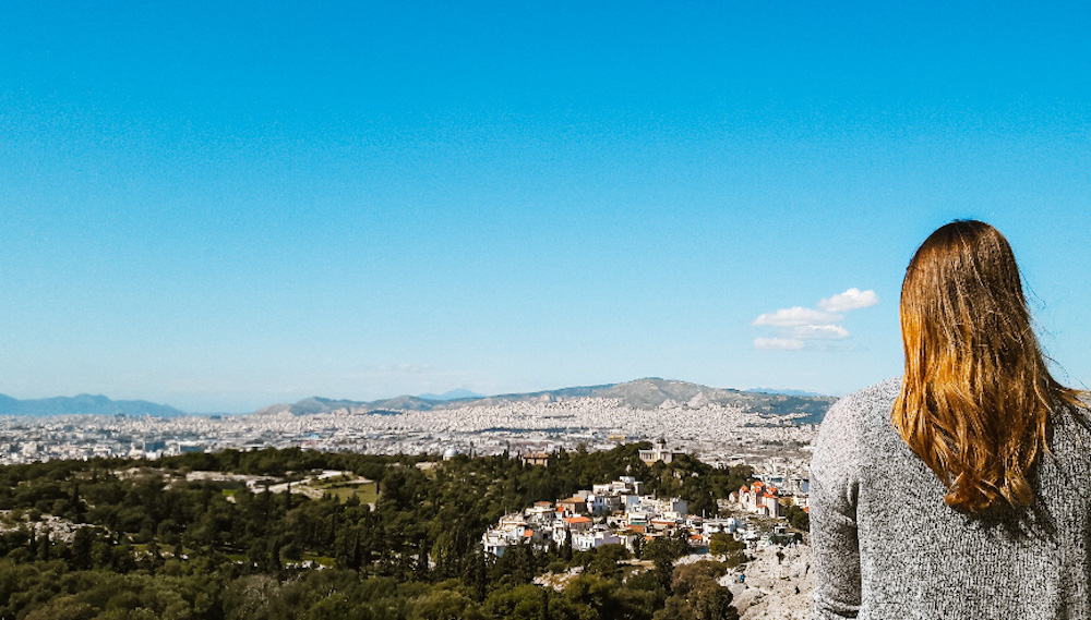 Stedentrip Athene Akropolis