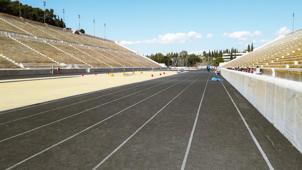 Stedentrip Athene Olympisch stadion