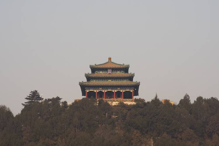 stedentrip beijing park