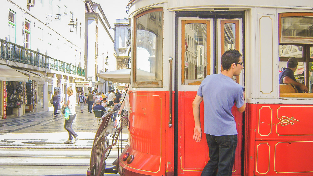 Stedentrip Lissabon tips tramrit